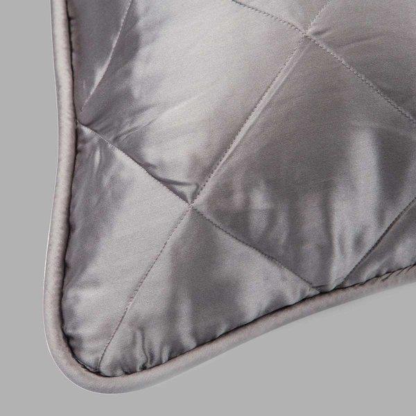 菱格花型大方枕