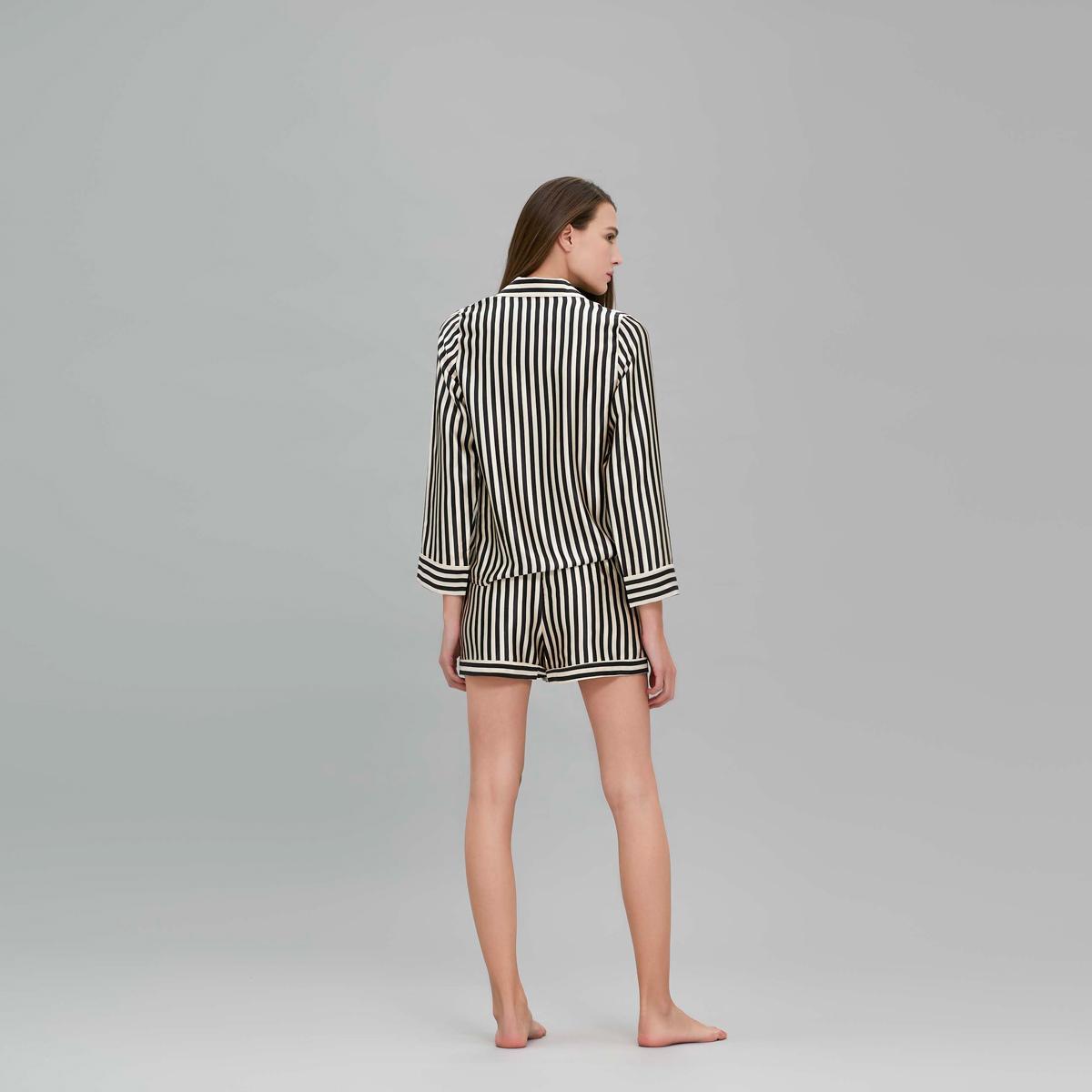 Stripe睡衣套装