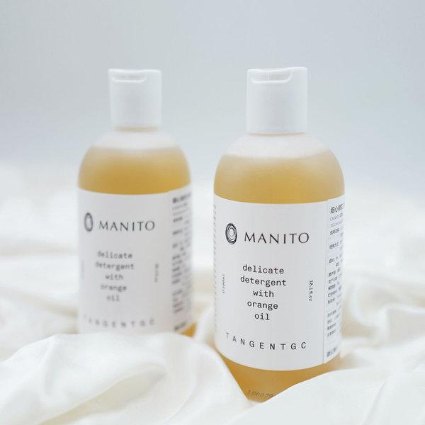 MANITO 定制细心精致洗衣精