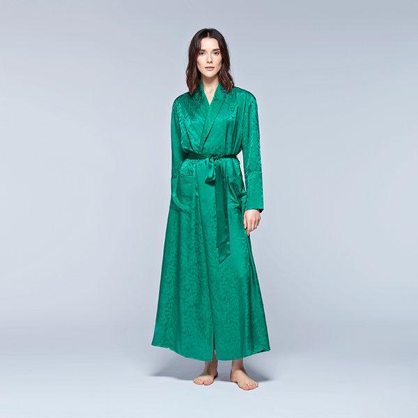 Plumage长睡袍