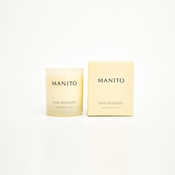 MANITO 定制香氛蜡烛