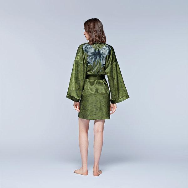 Nirvana Kimono睡袍