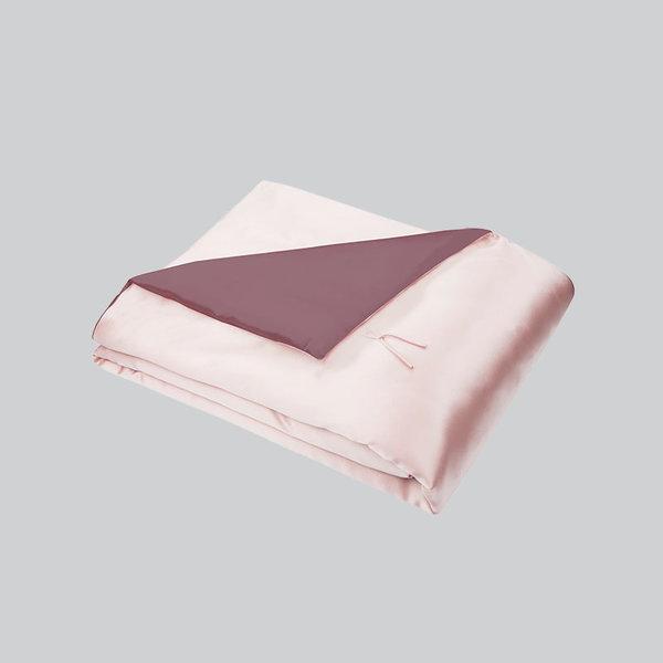 蚕丝蝴蝶结盖毯