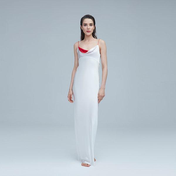Monroe吊带长裙