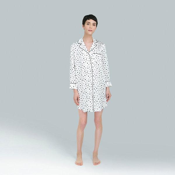 Polka Dots长衬衫
