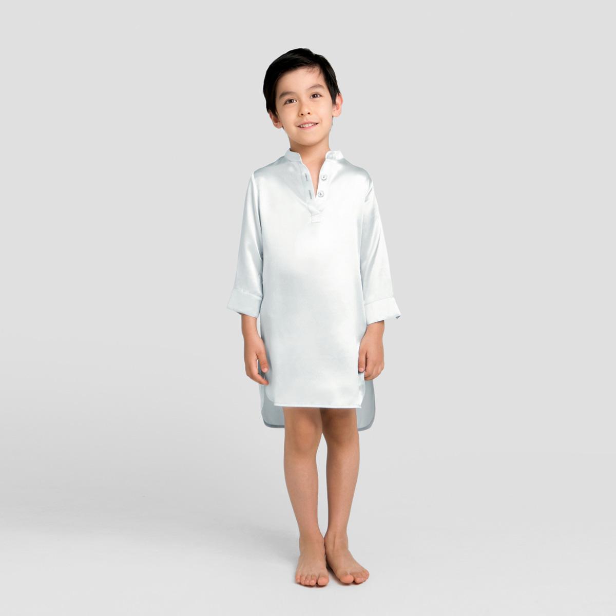 Classic婴童小立领睡衣