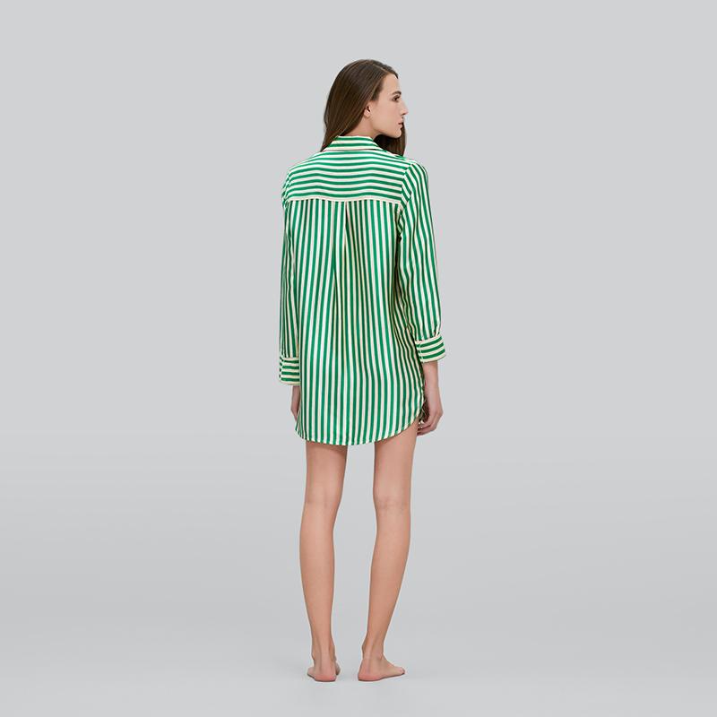 Stripe长衬衫