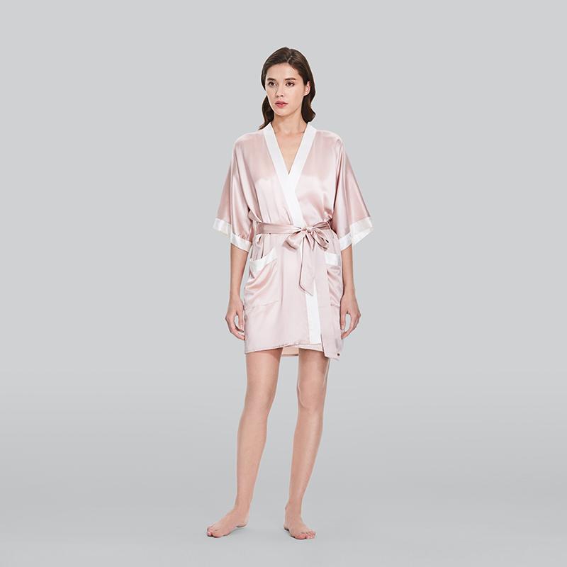Kimono短睡袍