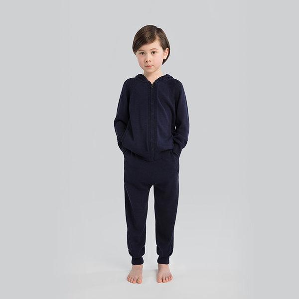 Vanilla儿童真丝羊毛羊绒套装