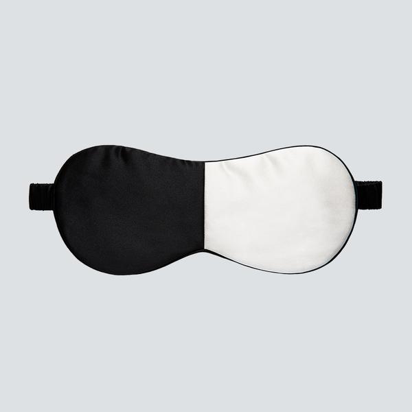 Contrast蚕丝眼罩