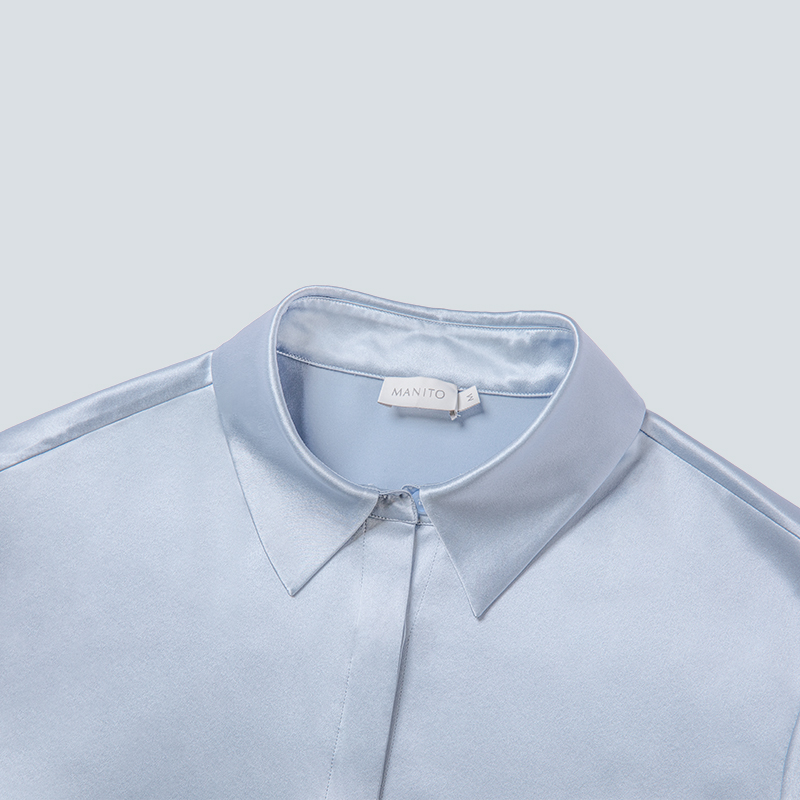 玻尿酸衬衫套装
